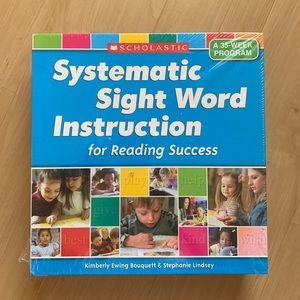 Systematic Sight Word Instruction for Reading Succ